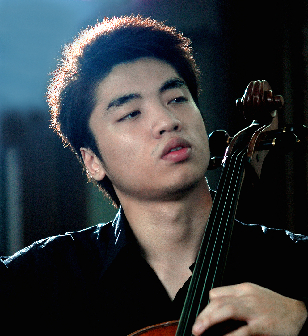 Hong Hong, cellist