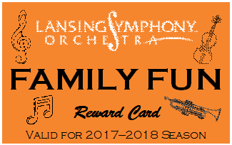 2017-2018 Family Fun Card